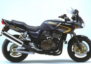 Pot echappement Kawasaki ZRX 1200 S