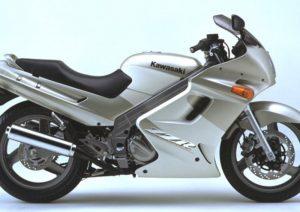 Pot echappement Kawasaki ZZR 250 (2001 - 04)