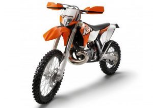 Pot echappement KTM EXC 300 E (2011)