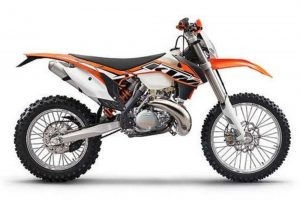 Pot echappement KTM EXC 300 E (2014)