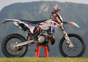 Pot echappement KTM EXC 300 E Six Days (2012)