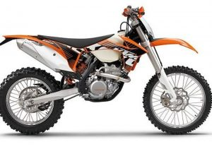 Pot echappement KTM EXC 350 F (2012)