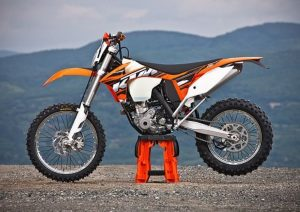 Pot echappement KTM EXC 350 F (2013)