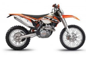 Pot echappement KTM EXC 350 F (2014)