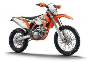 Pot echappement KTM EXC 350 F (2015)