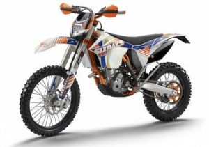 Pot echappement KTM EXC 350 F Six Days (2012)