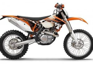 Pot echappement KTM EXC 450 (2012)