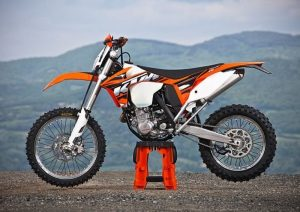 Pot echappement KTM EXC 450 (2013)