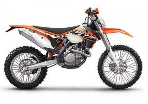 Pot echappement KTM EXC 450 (2014)