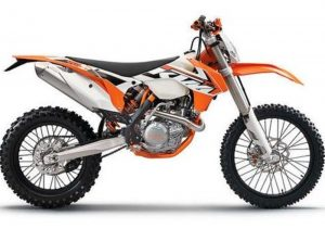 Pot echappement KTM EXC 450 (2015)
