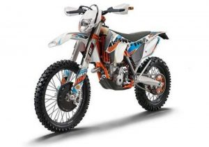 Pot echappement KTM EXC 450 Six Days (2015)