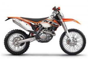Pot echappement KTM EXC 500 (2013)