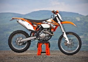 Pot echappement KTM EXC 500 (2014)