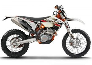 Pot echappement KTM EXC 500 Six Days (2013)