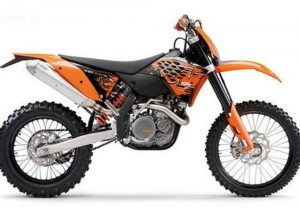Pot echappement KTM EXC 530 R (2011 - 11)