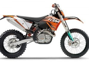 Pot echappement KTM EXC 530 Racing (2010 - 11)
