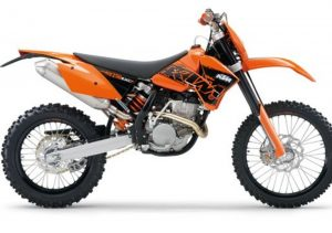 Pot echappement KTM EXC-F 250