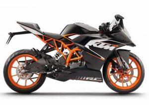 Pot echappement KTM RC 125 ABS (2015 - 16)