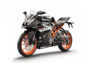 Pot echappement KTM RC 200 ABS (2013)