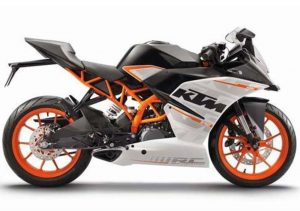Pot echappement KTM RC 390 ABS (2015 - 16)