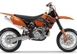 Pot echappement KTM SMR 560