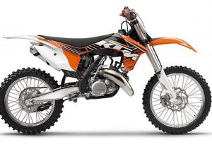 Pot echappement KTM SX 125 (2012)