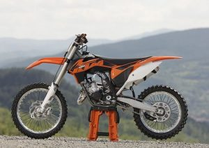 Pot echappement KTM SX 125 (2013)