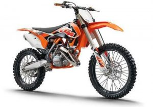Pot echappement KTM SX 125 (2015)