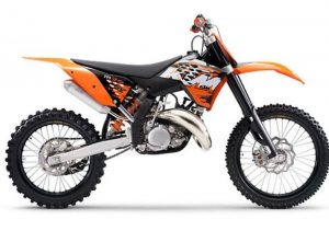 Pot echappement KTM SX 144