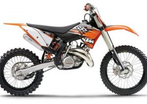 Pot echappement KTM SX 150 (2010)