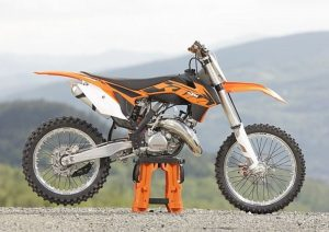 Pot echappement KTM SX 150 (2013)
