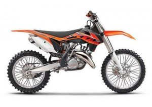 Pot echappement KTM SX 150 (2014)