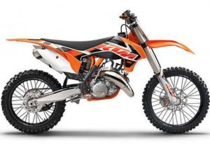 Pot echappement KTM SX 150 (2015)