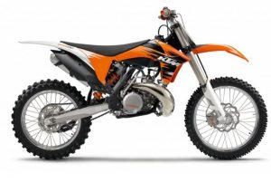 Pot echappement KTM SX 250 (2011)