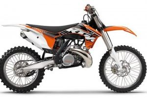 Pot echappement KTM SX 250 (2012)