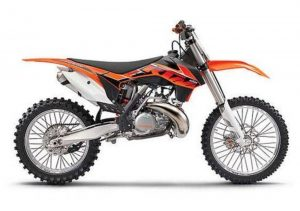 Pot echappement KTM SX 250 (2014)
