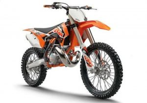 Pot echappement KTM SX 250 (2015)