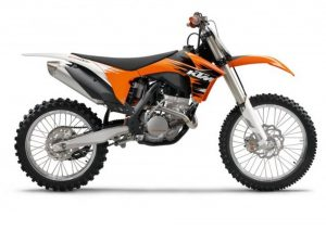 Pot echappement KTM SX 250 F (2011)