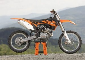 Pot echappement KTM SX 250 F (2013)