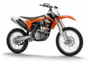 Pot echappement KTM SX 350 F (2011)