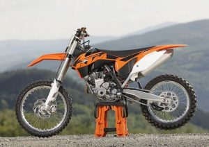 Pot echappement KTM SX 350 F (2013)