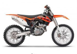 Pot echappement KTM SX 350 F (2014)