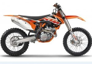 Pot echappement KTM SX 350 F (2015)