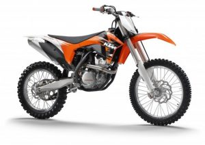 Pot echappement KTM SX 450 F (2011)