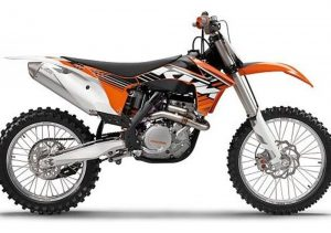 Pot echappement KTM SX 450 F (2012)
