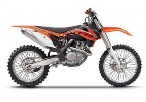 Pot echappement KTM SX 450 F (2014)