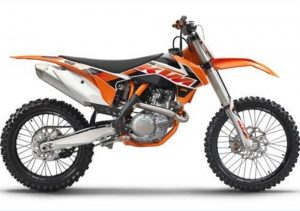 Pot echappement KTM SX 450 F (2015)