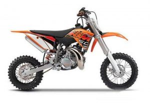 Pot echappement KTM SX 50 (2014) LC