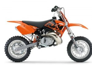 Pot echappement KTM SX 50 Junior (2006)