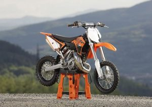 Pot echappement KTM SX 65 (2013)